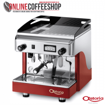 Astoria Touch 1 Group Commercial Espresso Coffee Machine - SAE automatic