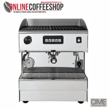 CIME Quadra 1 Group Commercial Espresso Coffee Machine - automatic
