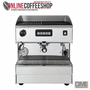 CIME Quadra 1 Group Commercial Espresso Coffee Machine - automatic