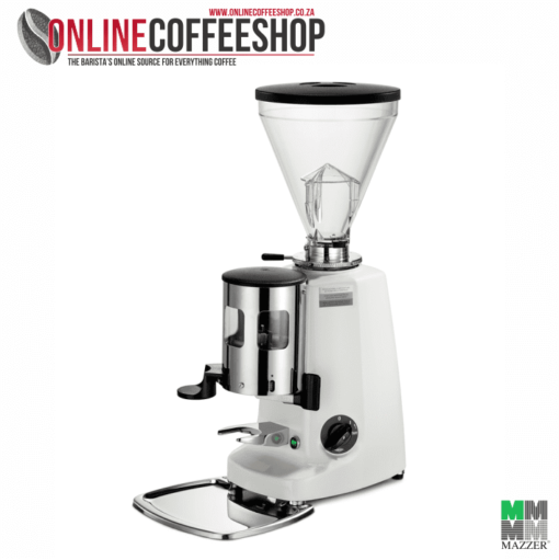 Mazzer Super Jolly Doser Timer Commercial Coffee Grinder