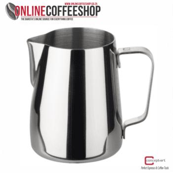 Concept Art Milk Jug 350ml Stainless Steel