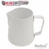 Joe Frex Teflon White Milk Jug
