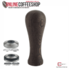 Concept Art Elegance Oak Wood Tamper