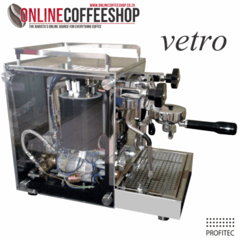 Profitec Pro 700 Vetro Dual Boiler Domestic Espresso Coffee Machine