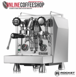 Rocket Giotto Evoluzione R 1 Group Domestic Espresso Coffee Machine