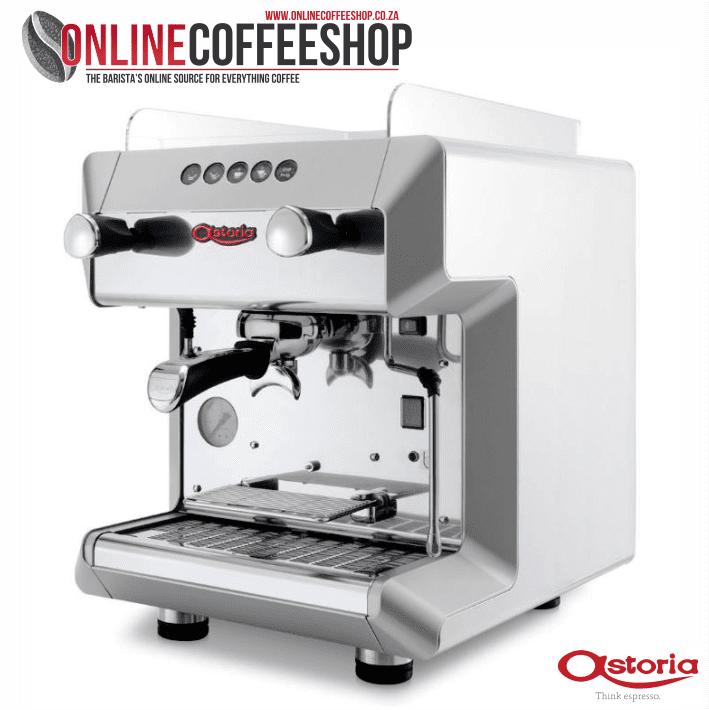 Astoria Greta 1 Group Domestic Commercial Espresso Coffee Machine Sae Automatic