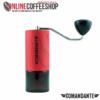"Comandante C40 ""NITRO BLADE"" RED SONJA Hand Coffee Grinder"