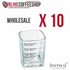Wholesale Joe Frex Espresso Shot Glass x 10