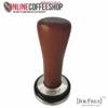 Joe Frex Walnut Knock Base Tamper