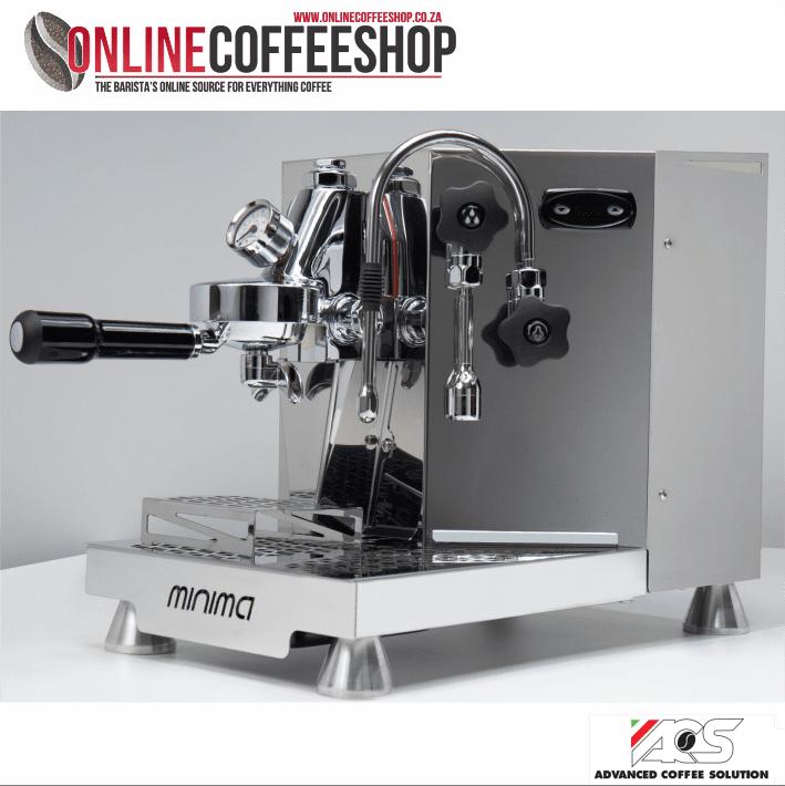 ACS Minima Dual Boiler PID Espresso Machine