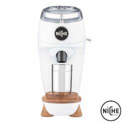Niche Zero Coffee Grinder - White